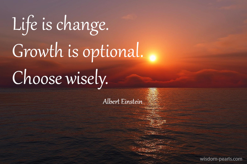 Choose Growth Quote